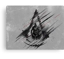 Fractured Canvas Print