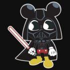 Darth Mickey by lylestylez