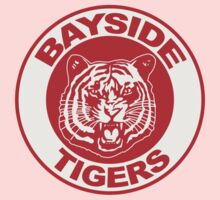 Saved by the bell: Bayside Tigers Kids Clothes