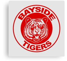 Saved by the bell: Bayside Tigers Canvas Print
