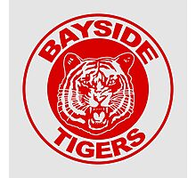 Saved by the bell: Bayside Tigers Photographic Print