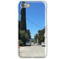 Summer town iPhone Case/Skin