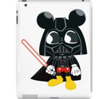 Darth Mickey iPad Case/Skin
