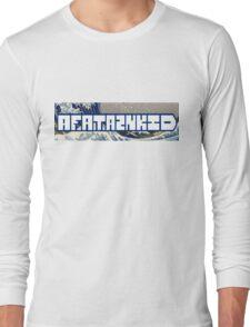 AFATAZNKID - Blue Long Sleeve T-Shirt