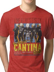 Star Wars - Cantina Band On Tour Tri-blend T-Shirt