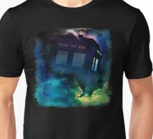Tardis in Time & Space Unisex T-Shirt