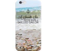 Skilled Sailors iPhone Case/Skin