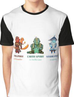 DotA 2 Pokemon Graphic T-Shirt