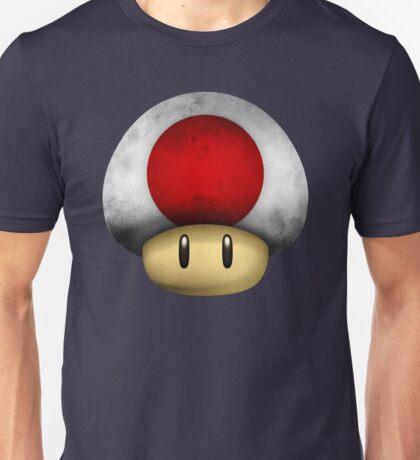 Japan Mario's mushroom Unisex T-Shirt