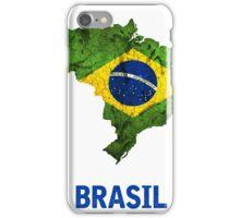 The Brasil Flag iPhone Case/Skin