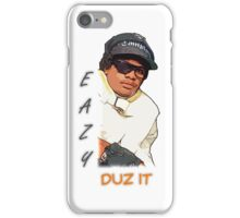 Rap / Hip-Hop: EAZY E iPhone Case/Skin