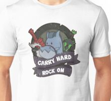 DotA 2 Carry Hard Unisex T-Shirt