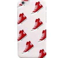 Tenth doctor shoe iPhone Case/Skin
