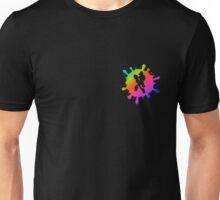 Splatoon Inkling Boy Rainbow Unisex T-Shirt