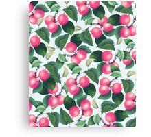 Tropical Fruit V2 #redbubble #lifestyle Canvas Print