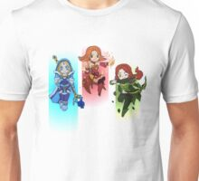 DotA 2 Trio Starters Unisex T-Shirt