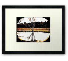 Ponds 3195 Framed Print