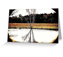 Ponds 3195 Greeting Card
