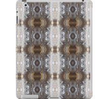Feather Droplets Pattern iPad Case/Skin