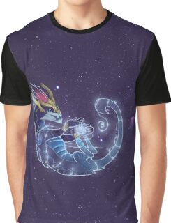 Aurelion Yarn Graphic T-Shirt