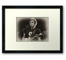 Dean Wareham - Luna Framed Print