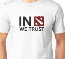In DotA we trust Unisex T-Shirt