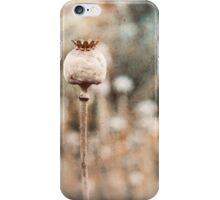 Oxford Poppy iPhone Case/Skin