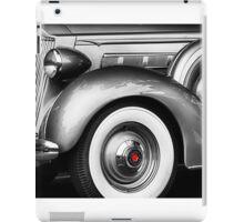 1936 Packard Vintage Auto iPad Case/Skin