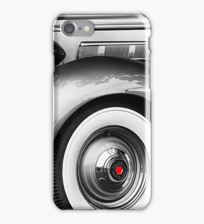 1936 Packard Vintage Auto iPhone Case/Skin