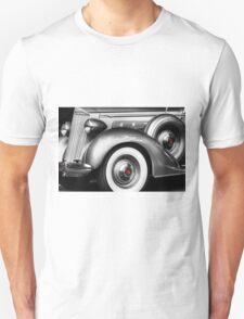 1936 Packard Vintage Auto Unisex T-Shirt