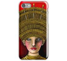 Queen of Yarn iPhone Case/Skin