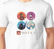 DotA 2 Medieval  Unisex T-Shirt