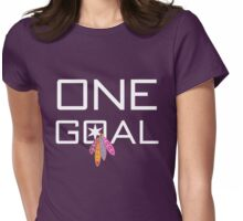 One Goal Alternative Womens Fitted T-Shirt