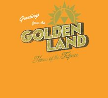 Greetings from The Golden Land Unisex T-Shirt