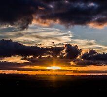 Sunset Sky by Jack Steel