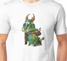 DotA 2 Nature and Shagbark Unisex T-Shirt