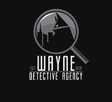 Wayne Detective Agency Unisex T-Shirt