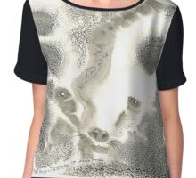 The Fox - Keeper of Childhood Memories Chiffon Top