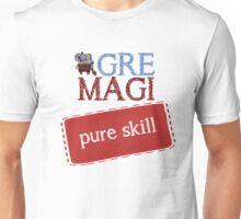 DotA 2 Pure Skill No Luck Unisex T-Shirt