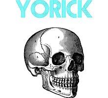 Yorick Photographic Print