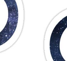 Cancer - Galaxy Sticker