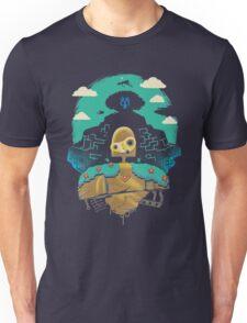 Sky Castle Automaton Unisex T-Shirt
