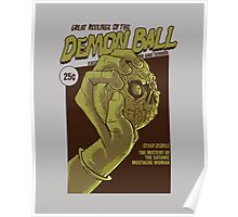 The Great Revenge of the Demon Ball Poster