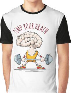 Pimp Your Brain Graphic T-Shirt