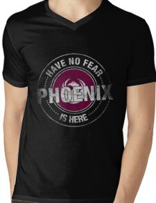 Have No Fear Phoenix Is Here Mens V-Neck T-Shirt