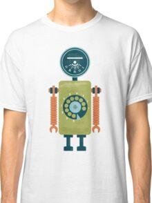 Robot N°3 Classic T-Shirt