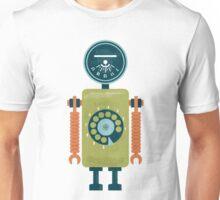 Robot N°3 Unisex T-Shirt