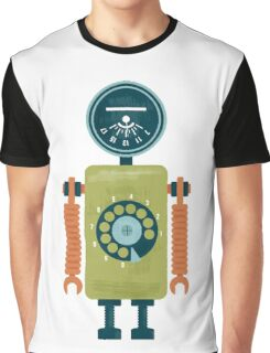 Robot N°3 Graphic T-Shirt