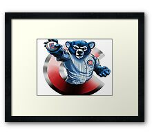 The Icon Framed Print