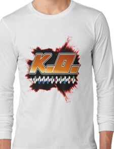 Knock Out 10 Hit Combo Long Sleeve T-Shirt